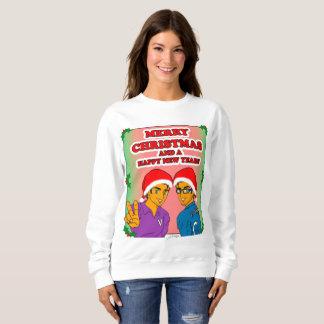 Camiseta joven del navidad de los conquistadores