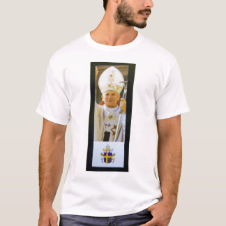 Camiseta Juan Pablo II bendecido