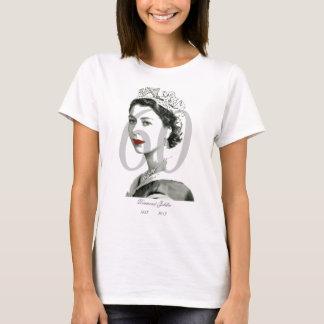 Camiseta Jubileo de diamante QE2