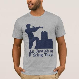Camiseta Judío como Tevye