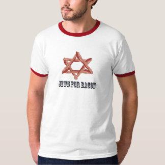 Camiseta Judíos para el tocino