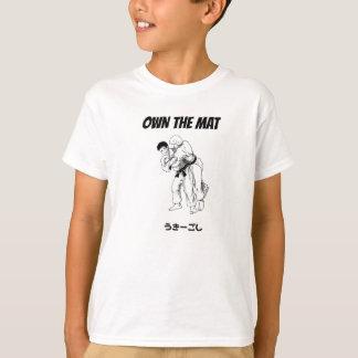 Camiseta Judo Imperio-PROPIO la ESTERA