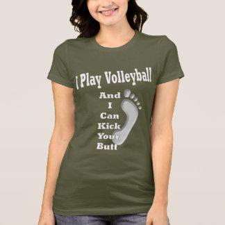 Camiseta Juego a voleibol…