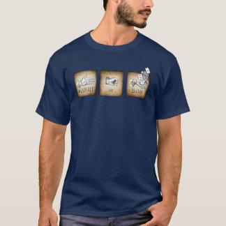 Camiseta Juego de mano