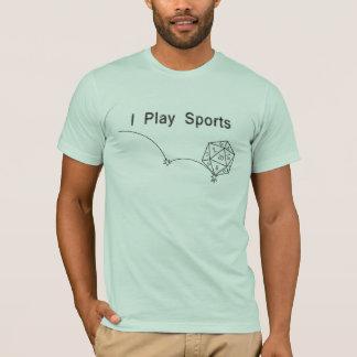 Camiseta Juego deportes