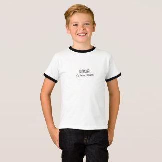 Camiseta Juego: es cómo aprendo