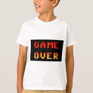 Camiseta Juego sobre 8bit retro