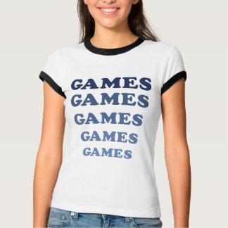 Camiseta Juegos de los juegos de los juegos