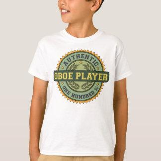 Camiseta Jugador auténtico de Oboe