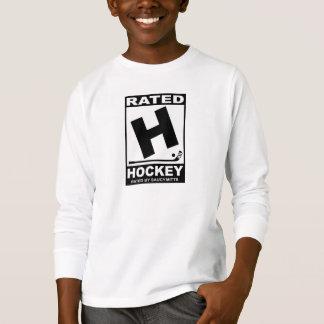 Camiseta Jugador de hockey H clasificado para el hockey