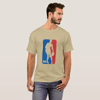 Camiseta Jugador de la bola de la cesta de DOA