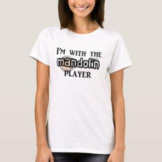 Camiseta Jugador de la mandolina
