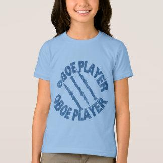 Camiseta Jugador de Oboe