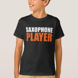 Camiseta Jugador de saxofón