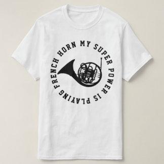 Camiseta Jugador de trompa