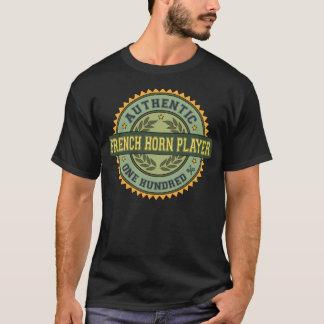 Camiseta Jugador de trompa auténtico