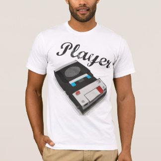 Camiseta Jugador del vintage
