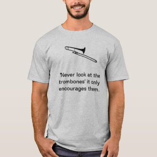 Camiseta Jugadores de Trombone