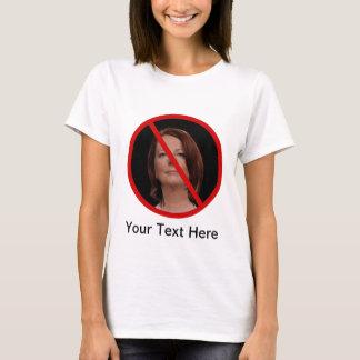 Camiseta Julia anti Gillard