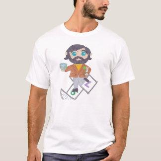Camiseta Julio Cortazar