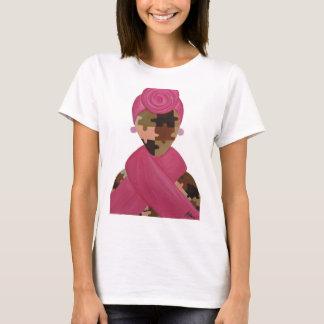 Camiseta juntada
