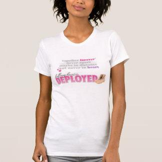 Camiseta Junto para siempre (desplegado)