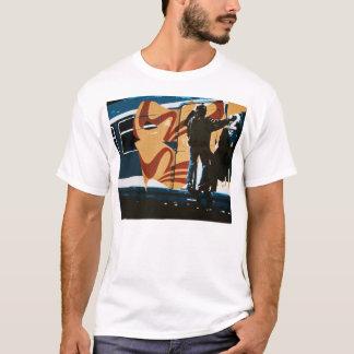 Camiseta Justamente it do (grafitera Writer at night en