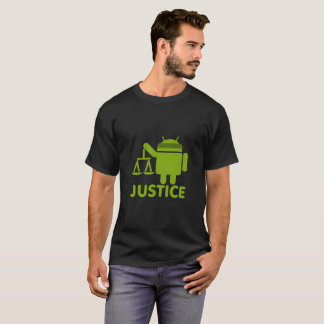 Camiseta Justicia del juego
