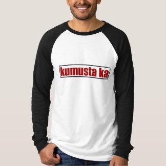 Camiseta ¡Ka de Kumusta - regla de los tirones!