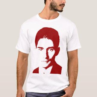 Camiseta Kafka rojo