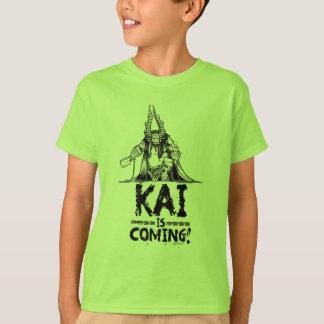 Camiseta ¡Kai está viniendo!