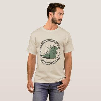 Camiseta Kaiju clásico