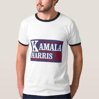 Camiseta Kamala Harris para el presidente en 20 - blanco