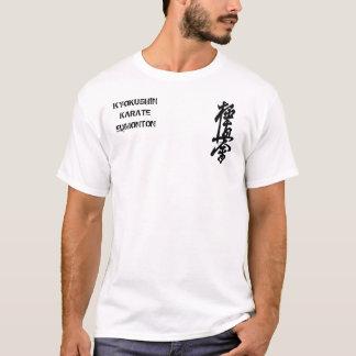 Camiseta Karate Edmonton de Kyokushin