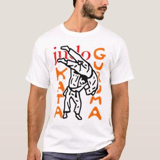 Camiseta kata guruma