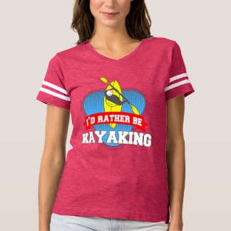 Camiseta Kayaking bastante