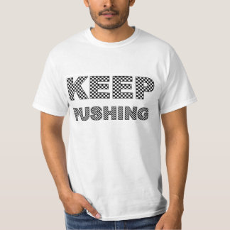 Camiseta Keep Pushing
