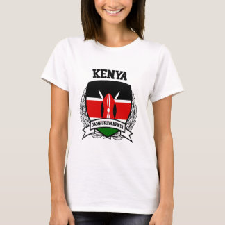 Camiseta Kenia