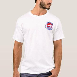 Camiseta KENTUCKY para NEWT GINGRICH 2012