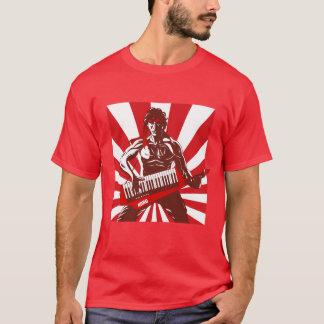 Camiseta Keytar Rambo