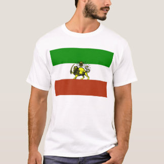 Camiseta khorshid del shiro - bandera de Irán