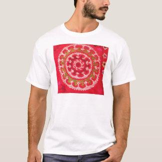 Camiseta Kilim turco antiguo hermoso circa 1750