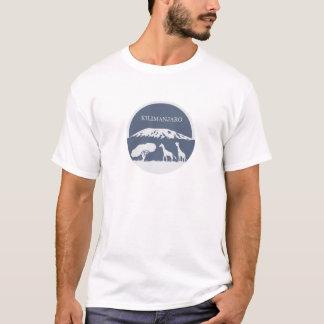 Camiseta Kilimanjaro (azul)