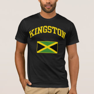Camiseta Kingston Jamaica