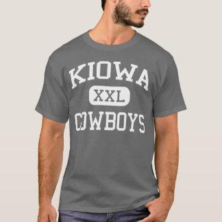 Camiseta Kiowa - vaqueros - High School secundaria - Kiowa