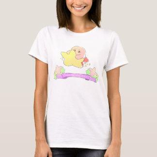 Camiseta Kirby - alcance para las estrellas