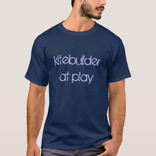 Camiseta kitebuilder en el juego