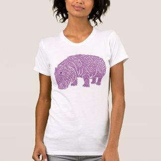 Camiseta Knotty Hippo