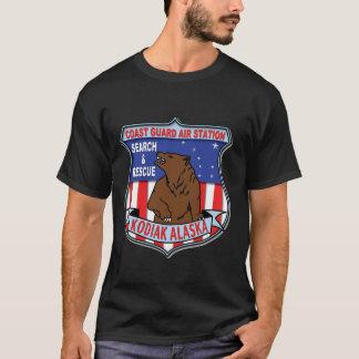 Camiseta Kodiak de la estación aérea de guardacostas