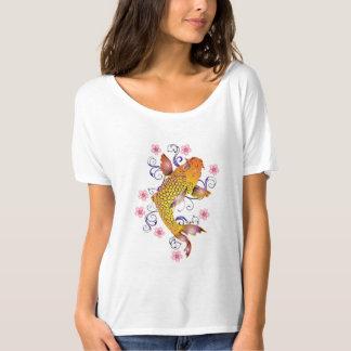 Camiseta Koi hermoso